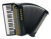 Hohner Atlantic IV-120 Black
